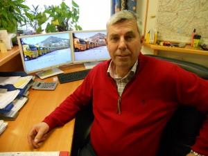 CEO Rudolf Riegler
